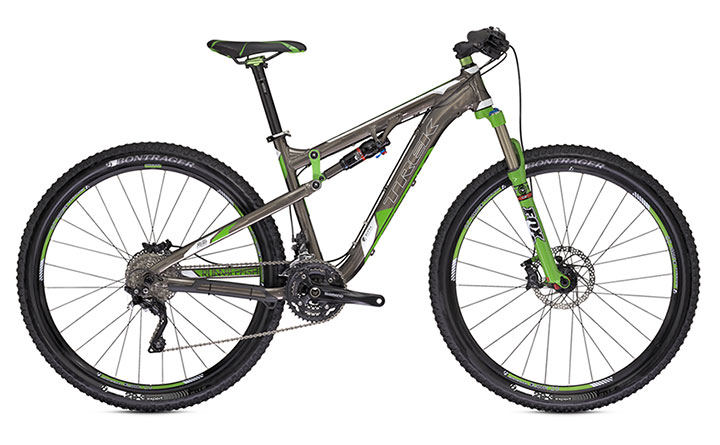 "2013 Trek Rumblefish Elite - 5""/120mm Travel, 29"" Wheels"