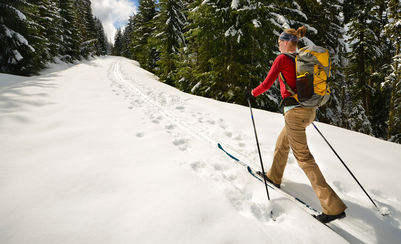 Cross Country Skis For Sale >> Nordic Snowshoe Gear And Rentals Bend Oregon