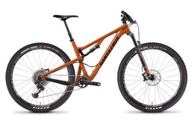 Rent Santa Cruz Tallboy CC Carbon 29