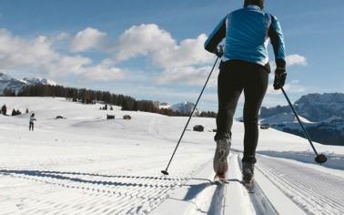 Rent Salomon XC Ski Package