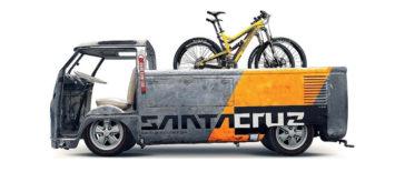 Santa Cruz Demo Truck!