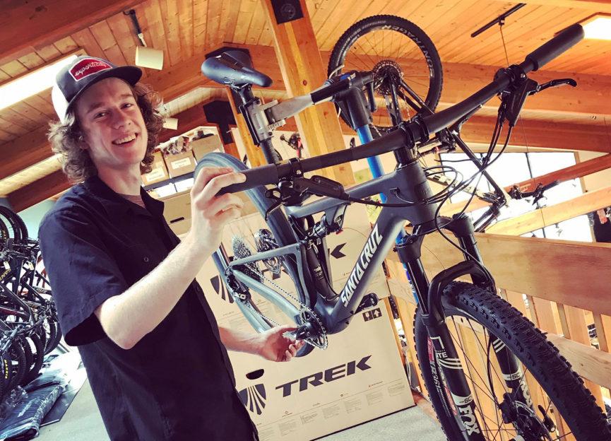 Shipping Your Bike Via Bikeflights Com Pine Mtn Sports