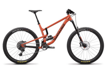 Rent SANTA CRUZ NOMAD ALLOY R
