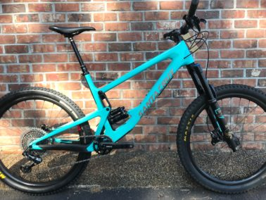 Buy Santa Cruz Bronson Demo, XL