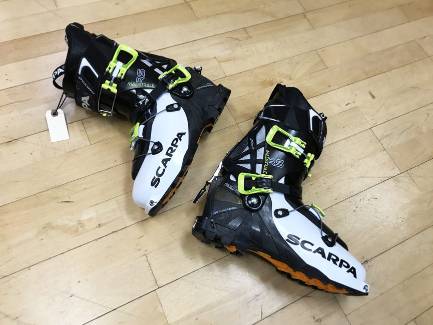 Buy Scarpa Maestrale RS Demo Boots
