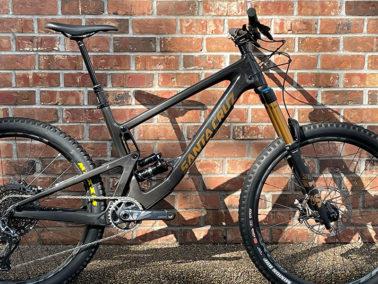 Buy Maui's Santa Cruz Bronson CC X01