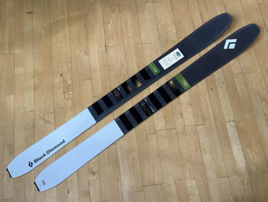 Buy Black Diamond Helio Carbon 116 Skis